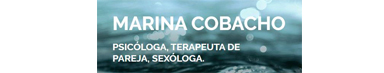 Psicóloga Marina Cobacho