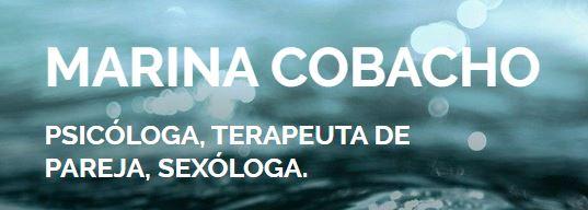 Marina Cobacho Psicóloga